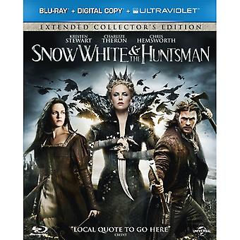 Snow White And The Huntsman Blu-Ray + UV + Digital Copy