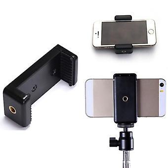 Universal Monopod Holder Clip Mobile Bracket For Camera Tripod Mount Holder