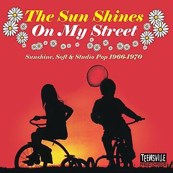 Olika - The Sun Shines On My Street (Sunshine, Soft & Studio Pop 1966-1970) CD