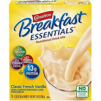 Nestlé Healthcare Nutrition Supplément Oral Français Vanille 36 gm, 10 Compte