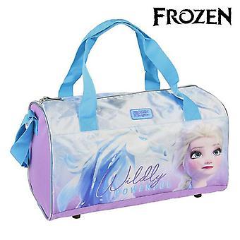 Sports bag Frozen Lilac