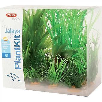 Zolux Kit 6 umelých rastlín Jalaya N1 - Pre akvárium
