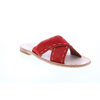 Frye Adult Womens Avery Pickstitch Slide Slides Sandals