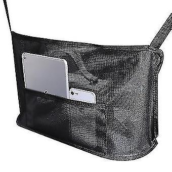 Автокресло Для хранения Сетка Карманная сумка для хранения Автомобиля Сумка для хранения (черный)