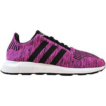 Adidas Swift Run J Pink/Black EE7021 Grade-School