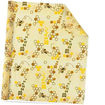 Beeswax Food Wrap Roll (100x33cm) Reusable Beeswax Wrap And Eco