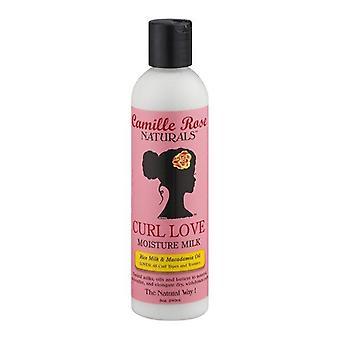 Camille Rose Naturals Curl Love Moisture Milk, 8oz