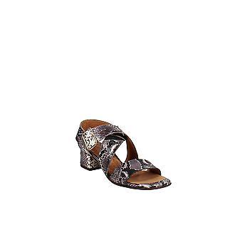 Chie Mihara | Amazon Block-Heel Sandals