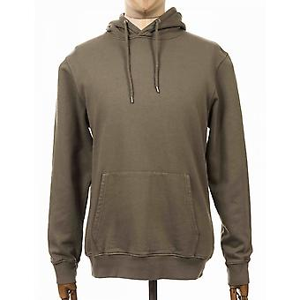 Colorful Standard Organic Cotton Hooded Sweat - Dusty Olive