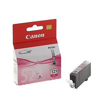 Toner inkjet cartridges cli-521 m magenta ink cartridge