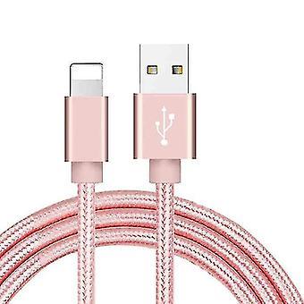 1 metr apple usb nabíjecí data a nabíjecí kabel pro iphone x 7 6 8 6s plus xs max xr