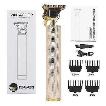 Lcd tondeuse professionele haarknipmachine haar baard trimmer voor mannen kapper elektrisch