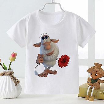 Tulosta Sarjakuva Taapero Kesä Muoti T-paita