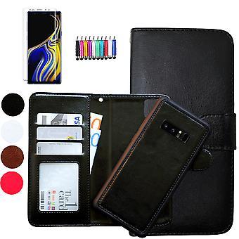 Samsung Galaxy Note 8-cuoio caso/portafoglio