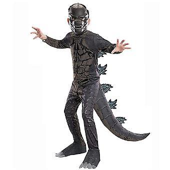 Dinosaurie kostym barns cosplay monster kostym Halloween fest