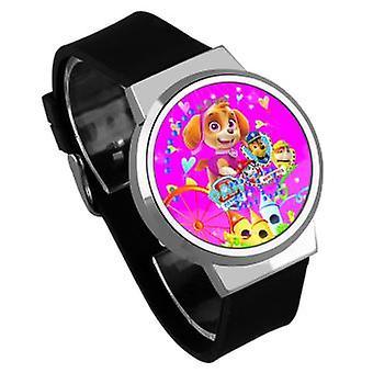 Vízálló világító LED digitális touch watch-mancs Patrol #21