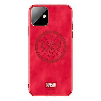Venalisa Marvel nadaje się do Iphone11pro Max Mobile Phone Shell Cloth Wytłaczana osłona ochronna zapobiegająca upadkowi