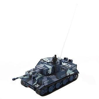 Radio Remote Control Rc Mini Tank Model Miniature Toy 1:72