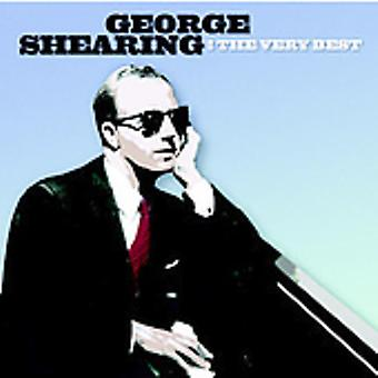 George Shearing - Very Best of George Shearing [CD] USA import