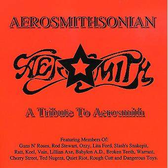 Aerosmithsonian - Aerosmithsonian [CD] USA import