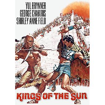 Kings of the Sun (1963) [DVD] USA import