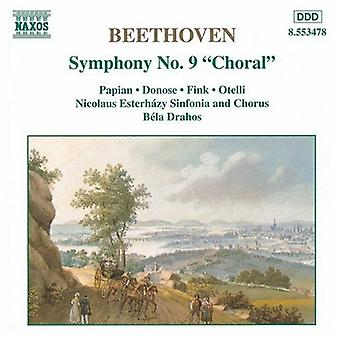 L.W Beethoven - Beethoven: Symphonie Nr. 9 Choral [CD] USA import