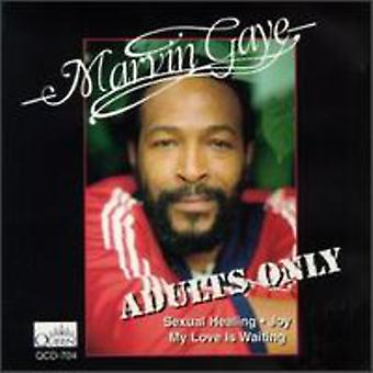 Marvin Gaye - Adults Only [CD] USA import