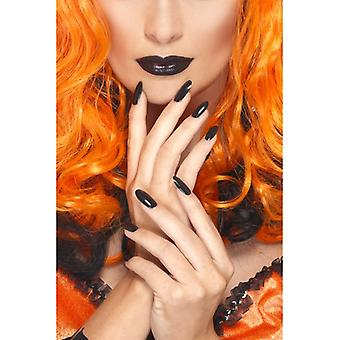 Makeup Kit Halloween gotiske makeup Black 2-brikke settet
