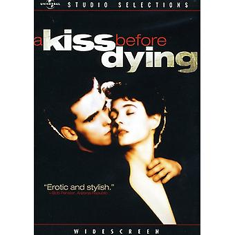 A Kiss Before Dying [DVD] USA import
