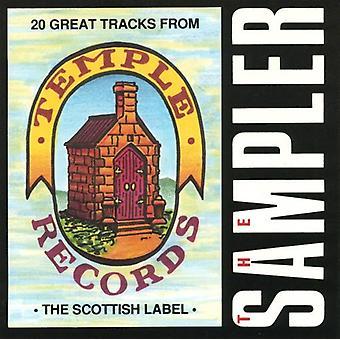 Temple Sampler - Temple Sampler [CD] USA import