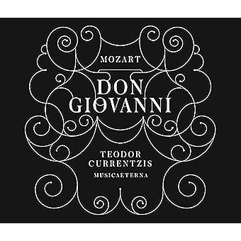Mozart / Currentzis, Teodor - Mozart: Don Giovanni K527 [CD] USA import