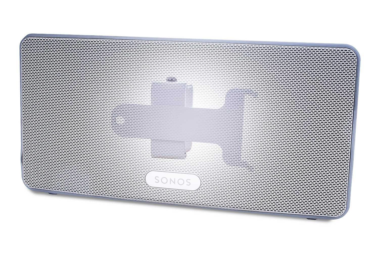 Vebos wall mount Sonos Play 3 white