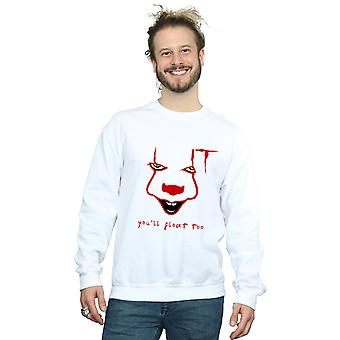It Men's Pennywise Float Sweatshirt