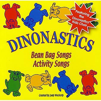 Dinonastics - Dinonastics Bean Bag Songs Activity Songs [CD] USA import