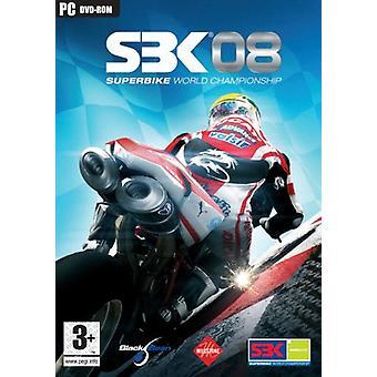 Mistrzostwa Świata SBK-08 Superbike (PC DVD) - Nowość