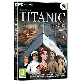 Secrets of the Titanic (PC CD) - Nouveau