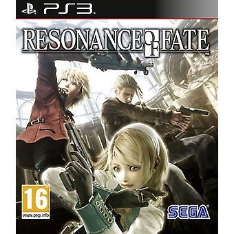 Resonans af skæbnen (PS3)-ny