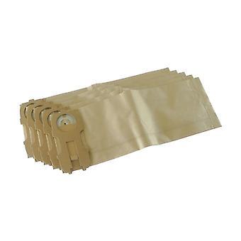 Vorwerk VK, ja sarjan pölynimuri Dust paperipussit