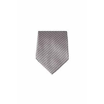 Brown tie M18
