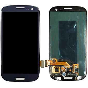 LCD Display & Touch Screen Digitizer Assembly Replacement for Samsung Galaxy S3 (Black)