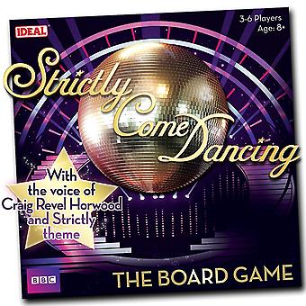 John Adams Strictly Come Dancing Board Game