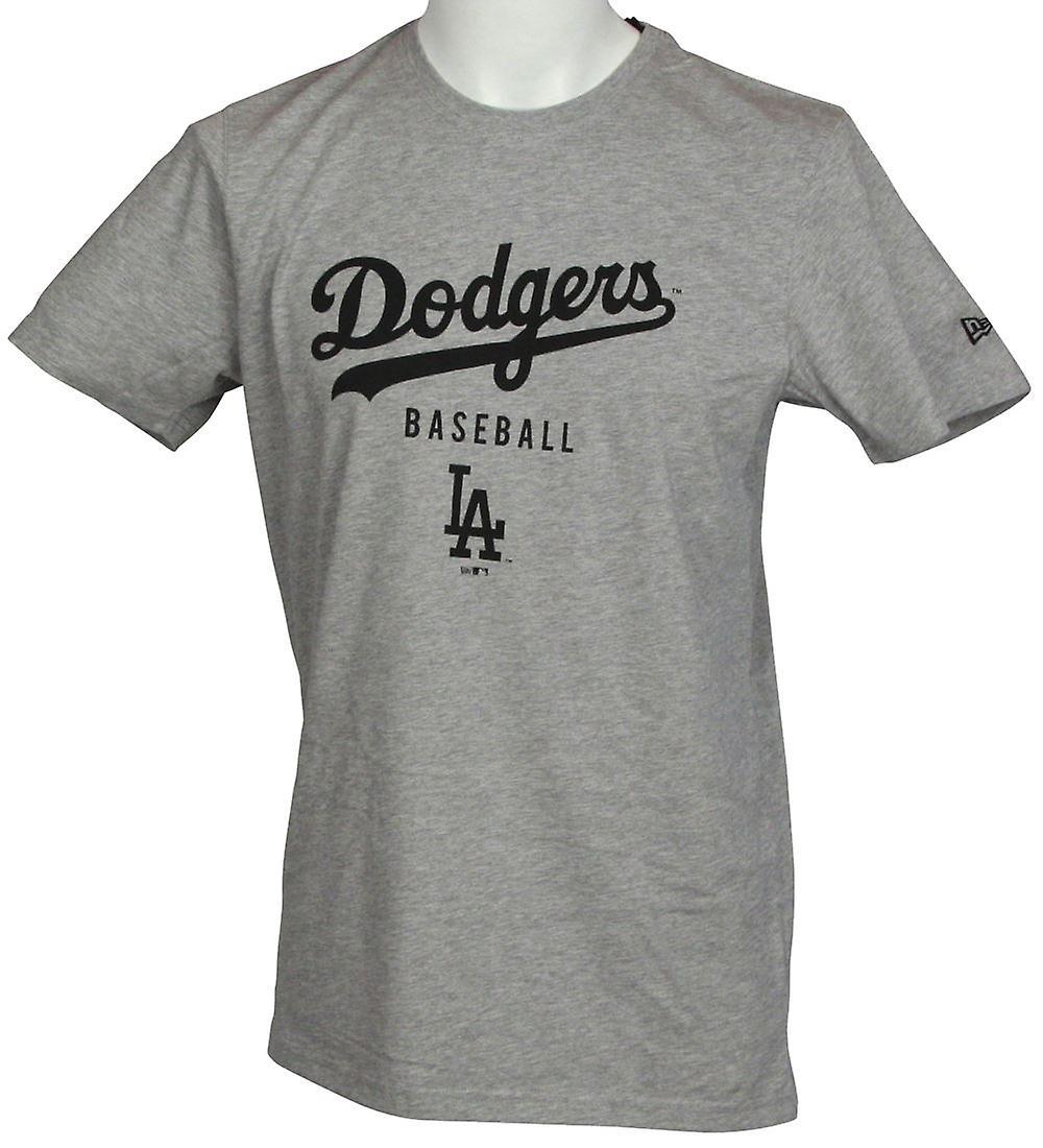 New Era Team Apparel Classic T-Shirt ~ LA Dodgers