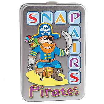 Cheatwell Games Snap Pairs - Pirates ***