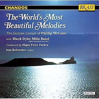 World's Most Beautiful Melodie - World's Most Beautiful Melodies, Vol. 1 [CD] USA import