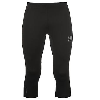 X męskie Karrimor Capri spodnie legginsy spodnie Activewear szorty 3/4