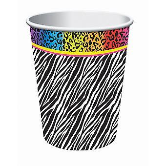 80s Cup 9oz (8pc)