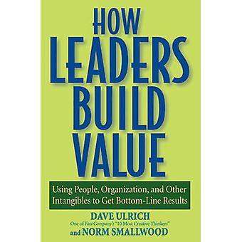 كيف نبني قادة المنظمة-استخدام الناس-قيمة وأخرى إينتانج