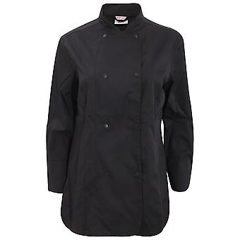 Le Chef Womens/Ladies Long Sleeve Tailored Jacket