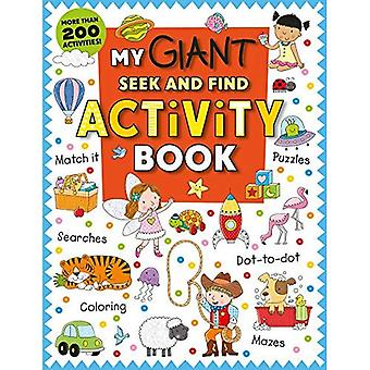My Giant Seek-And-Find Activity Book