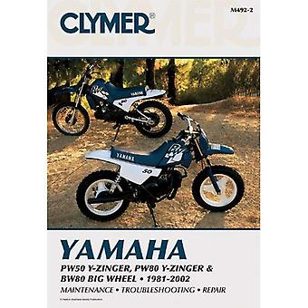 Yamaha PW50 & PW80 Y-Zinger 81-02 (Clymer Motorcycle Repair)